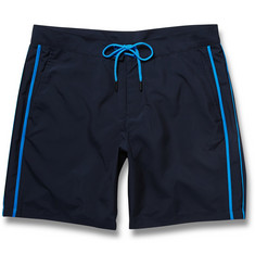 Marc by Marc Jacobs Contrast-Trim Swim Shorts
