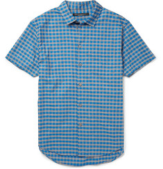 Marc by Marc Jacobs Jeremy Checked Cotton Shirt