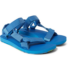 Teva Original Universal Marbled Grosgrain and Rubber Sandals