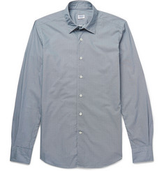 Incotex Slim-Fit Dot-Print Cotton Shirt