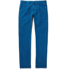 Incotex Slim-Fit Corduroy Trousers
