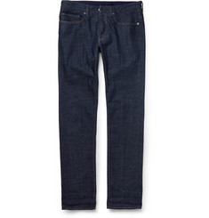 Incotex Slim-fit Rinsed-Denim Jeans