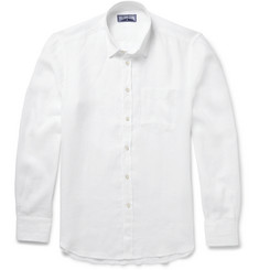 Vilebrequin Linen Shirt · Incotex Slim-Fit ...