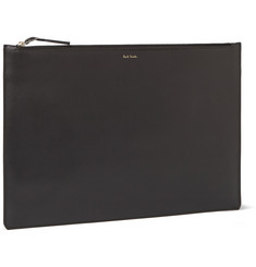Paul Smith Shoes & Accessories Leather Pouch