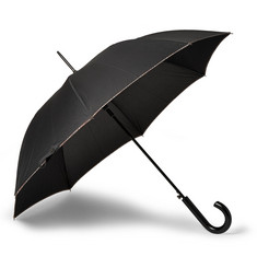 Paul Smith Shoes & Accessories Walker Stripe-Trimmed Umbrella