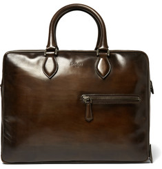 Berluti 24-Hour Venezia Leather Holdall