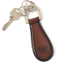 Berluti Leather Key Fob