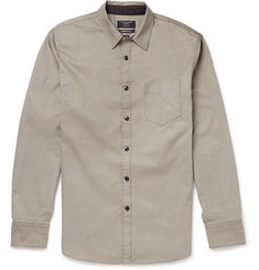 Rag & bone Cotton-Twill Overshirt