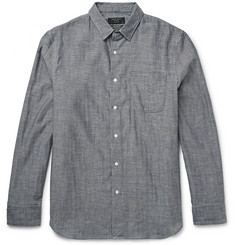 Rag & bone Beach Cotton-Chambray Shirt