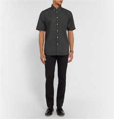 Rag & bone Polka-Dot Cotton Shirt