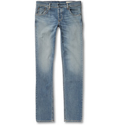 Rag & bone Standard Issue Slim-Fit 2 Washed-Denim Jeans