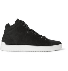 Rag & bone Kent Suede High-Top Sneakers