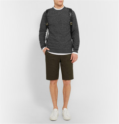 PS by Paul Smith Slim-Fit Stretch-Cotton Twill Shorts