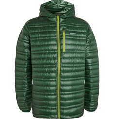 Patagonia Ultralight Hooded Shell Down Jacket