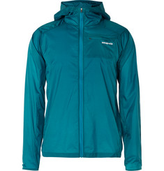 Patagonia Houdini Hooded Ripstop Running Jacket
