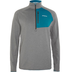 Patagonia Speedwork Thermal Jersey Baselayer Top