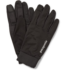 Patagonia Wind Shield Stretch-Knit Gloves