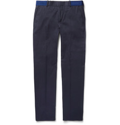 Alexander McQueen Slim-Fit Cotton-Twill Chinos