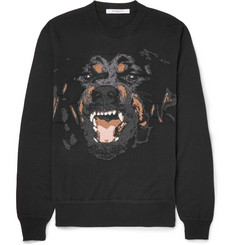 Givenchy Rottweiler Wool Sweater