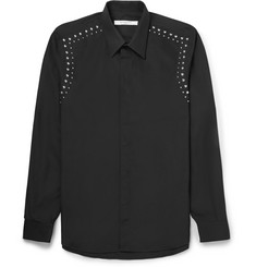 Givenchy Stud-Embellished Cotton Shirt