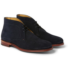 Paul Smith Shoes & Accessories - Morgan Suede Chukka Boots
