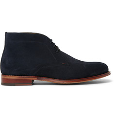 Paul Smith Shoes & Accessories Morgan Suede Chukka Boots