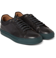 Paul Smith Shoes & Accessories Basso Leather Sneakers