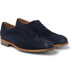 Paul Smith Shoes & Accessories Suede Brogues