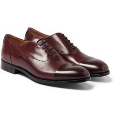 Paul Smith Shoes & Accessories Adrian Leather Oxford Shoes