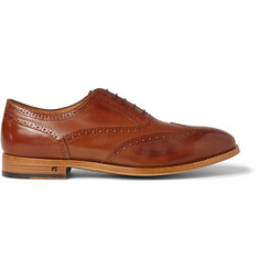 Paul Smith Shoes & Accessories Cristo Leather Oxford Brogues