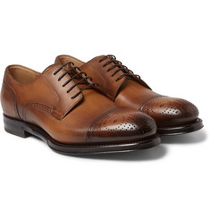 Gucci - Leather Brogues