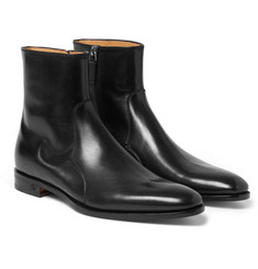 Gucci - Leather Chelsea Boots
