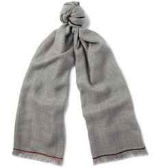 Loro Piana Four in Hand Cashmere Scarf