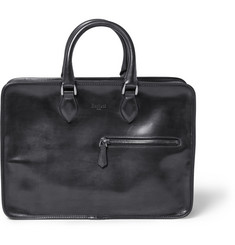 Berluti Un Jour Venezia Leather Briefcase