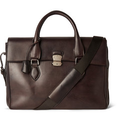 Berluti E'Mio Leather Briefcase