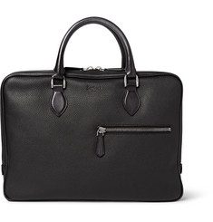 Berluti Venezia Grained-Leather Briefcase