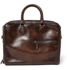 Berluti Formula 1001 Leather Holdall Bag