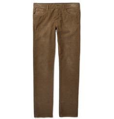 Gucci Slim-Fit Corduroy Trousers