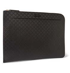Gucci Coated Leather Pouch