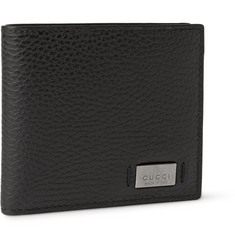 Gucci Dylan Grained-Leather Billfold Wallet