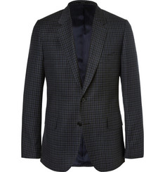Paul Smith London Mayfair Check Wool Blazer