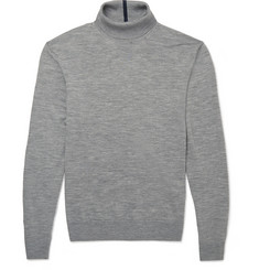Paul Smith London Fine-Knit Merino Wool Rollneck Sweater