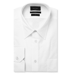 Paul Smith London White Cotton Shirt