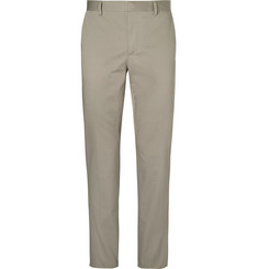 Paul Smith London Slim-Fit Stretch-Cotton Twill Trousers