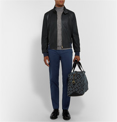 Paul Smith London Slim-Fit Cotton-Blend Trousers