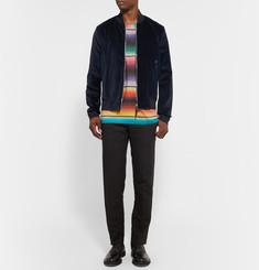 Paul Smith Dégradé Striped Cotton-Jersey T-Shirt