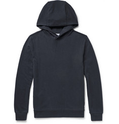 Paul Smith Zipped Loopback Cotton-Jersey Hoodie