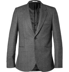 Paul Smith Grey Slim-Fit Wool Suit Jacket
