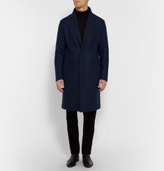 Berluti Unstructured Cashmere Overcoat