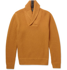 Berluti Shawl-Collar Cashmere Sweater